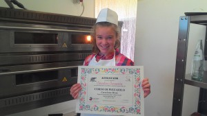 Pizzaiola Scuderi Susanna