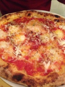 Pizza Amatriciana La Ricetta Originale