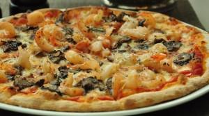 Recipe Pizza Mare e Monti