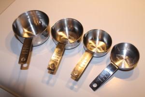 Conversione unità di misura americane e inglesi in cucina