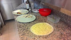 La Pizza Boscaiola Videoricetta