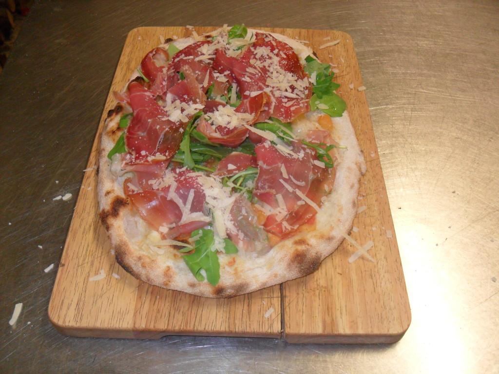 Pizza dough type grip Romana   Silvio Cicchi