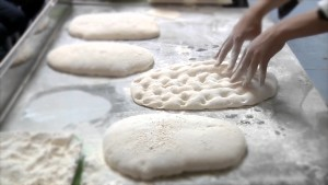 Pizza dough type grip Romana