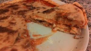 Pizza Alla Parigina Ricetta e Preparazione