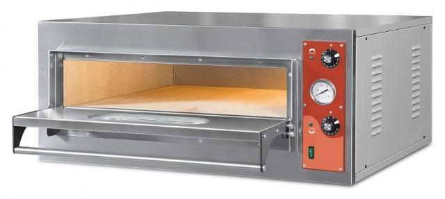 Temperatura del forno per la cottura della pizza silvio for Sportello per forno a legna