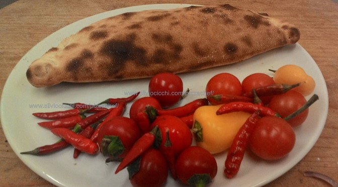 Calzone Spicy Recipe Video