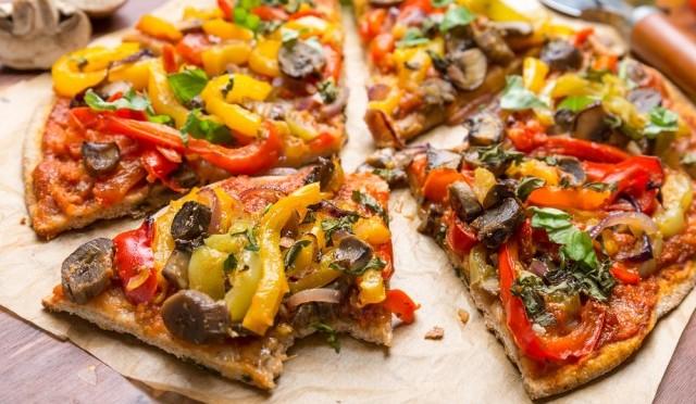 Impasto Per Pizza Con Farina Ai Cereali