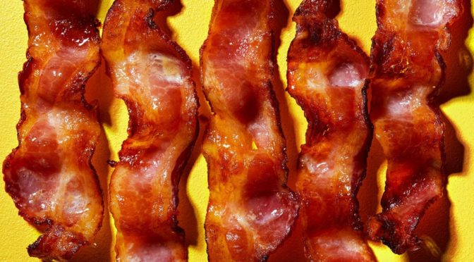 Differences Between Bacon Bacon and Pillow