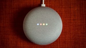 Google Home e La Pizza