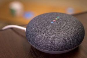 Google Home e La Pizza