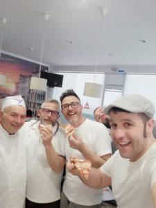 Corso di Pizzaiolo in Braga Portogallo Marzo 2019