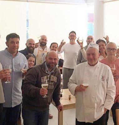 Course Pizzaiolo Braga in Portugal in March 2019