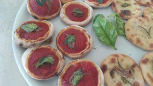 Le Pizzette Prepariamo Un Aperitivo Eccezionale