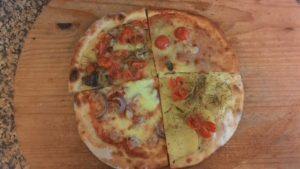 Dough gluten-free pizza: 4 ground rules