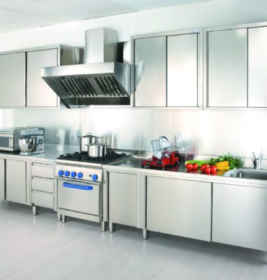 How to Clean the Kitchen Stainless Steel