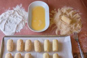 Preparare Le Crocchette Di Patate