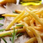 Riscaldare le Patatine Fritte