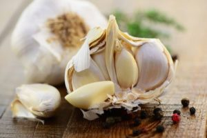 Store Garlic Properly