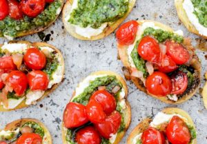 What To Do With Leftover Pesto