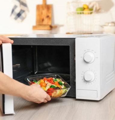 Use the Microwave Oven Alternatively